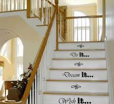 home stairs decoration 27 painted staircase ideas which make your stairs look new
