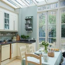 kitchen conservatory ideas extend your kitchen space conservatory decorating ideas photo