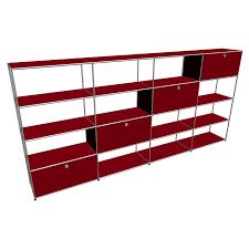 Modular Furniture Design Usm Haller Modular Furniture Design And Decorate Your Room In 3d