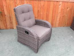 single reclining chair buy rattan garden furniture