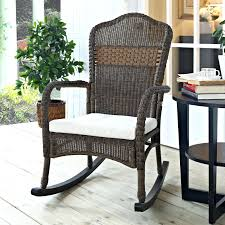Patio Rocking Chair Articles With Outdoor Wicker Rocking Chair Uk Tag Rocking Lawn