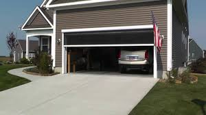 10x10 garage door motorized garage screen youtube