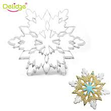 online get cheap snowflake cookie cutter aliexpress com alibaba