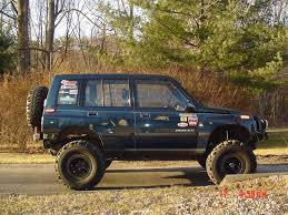 suzuki samurai lifted samurai is it suitable for shtf