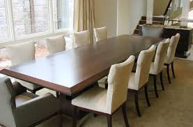 dining room tables that seat 10 intended for your own home