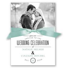 wedding invitations with photos a wedding celebration invitation invitations by