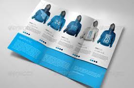 adobe indesign tri fold brochure template 10 amazing adobe indesign photoshop ms publisher apparel catalog