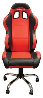fauteuil siege baquet fauteuil aprilia siège baquet paddock noir accessoires
