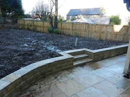 garden drainage channel backyard and yard design for village