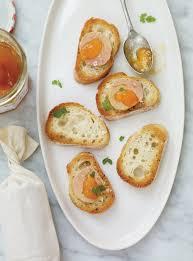 ricardo cuisine noel canapés au foie gras et aux abricots ricardo