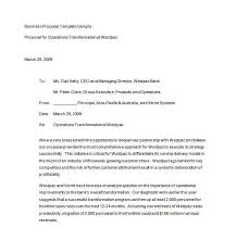amazing sample partnership proposal template photos resume