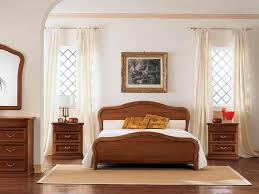 letti e comodini letto matrimoniale e comodini in legno modello viola