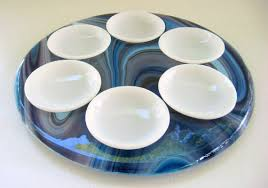 modern seder glass is a personal way to honor traditions delphi glass