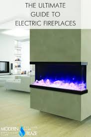 242 best modern electric fireplaces images on pinterest electric