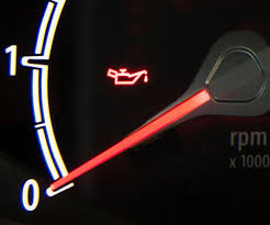 oil pressure warning light why is the oil pressure light on driving test tips