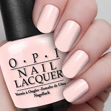 bubble bath nail lacquer opi