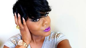 pics of short weave hairstyles 27 piece short quick weave