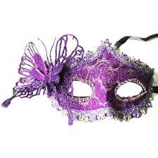 purple masquerade mask new women lace mask venetian masquerade party carnival