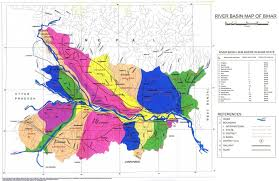 flood map bihar flood map shows the grim situation of state because of floods