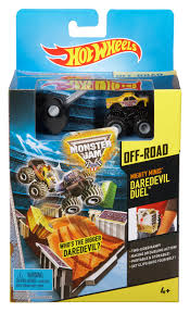 monster trucks trucks for children wheels monster jam mighty minis playset assortment 12 00