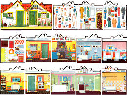 printable barbie house furniture paper dolls vintage paper dolls celebrity paper dolls