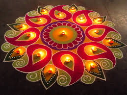 handmade diwali decoration google search rangoli pinterest