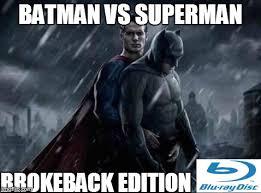 Batman Superman Meme - brokeback batman imgflip