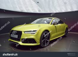 audi showroom wolfsburg germany april 15 2016 audi stock photo 468517574