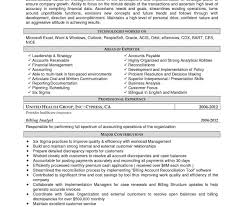 sle resume for job application in india accounting resume sles free lovely chief accountant sle for