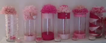 baby shower vases centerpieces images baby showers decoration ideas