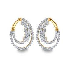 daily wear diamond earrings everyday wear