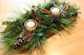 Natural Christmas Decorations 15 Green Christmas Strategies For Holiday Home Decorating In Eco Style
