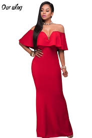 red party dress vosoi com