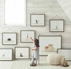 10 animal inspired kids bedrooms tinyme blog nursery with cute animal canvas wall art 10 animal inspired kids bedrooms tinyme blog