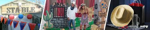 western party supplies cowboy theme party shindigz
