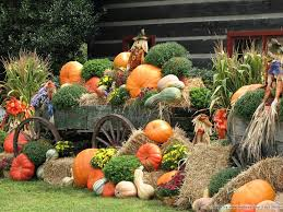 halloween pumpkins wallpaper autumn display scarecrow u0026 pumpkins wallpapers pumpkins