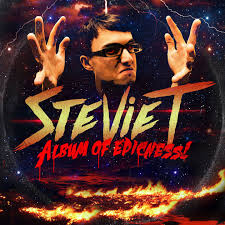 album of epicness by stevie t on apple