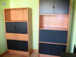 meuble de bureau occasion 2 meubles bureau ikea effektiv occasion concernant meuble bureau