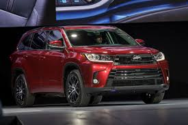 toyota highlander 2017 toyota highlander first impressions news cars com