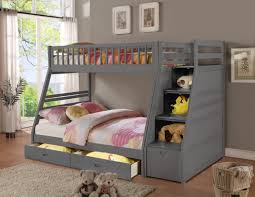 Bunk Bed With Twin Over Full by Walter Twin Over Full Bunk Bed With Drawers U0026 Reviews Allmodern