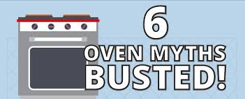 sears home services 6 oven myths busted sears home services
