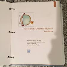 functionally oriented regional anatomy samsam 9780738074672