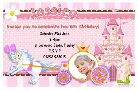 Invitation Card For A Birthday Party Kids Birthday Party Invitations Templates Invitations Templates