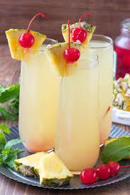 rainbow cocktail recipe hawaiian mimosas this easy cocktail recipe has just three