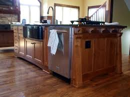 mission kitchen island kitchen mission style kc wood