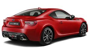 subaru malaysia subaru brz facelift launched in malaysia 6 speed manual for