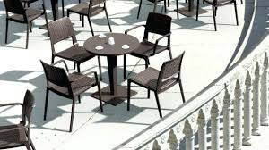used restaurant outdoor furniture used outdoor restaurant furniture