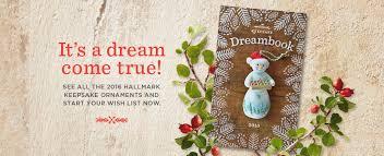 hallmark keepsake ornaments 2016 book now