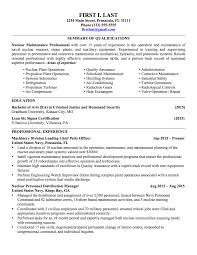 Example Of Special Skills In Resume by 6 Sample Military To Civilian Resumes U2013 Hirepurpose