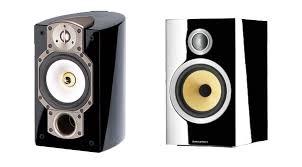 B W Bookshelf Speakers For Sale Shootout Paradigm Studio 20 Vs Bowers And Wilkins Cm5